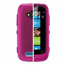 OtterBox Commuter Series Case Cover Skin Shell for Nokia Lumia 610 - Magenta UK