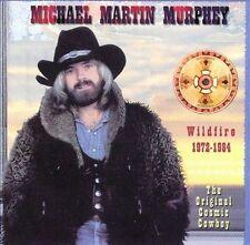 Wildfire 1972-1984 by Michael Martin Murphey (CD, Oct-1998, Raven)
