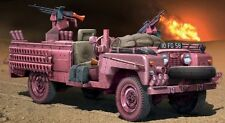 Italeri 1/35 SAS Land Rover Recon Vehicle Pink Panther Model Kit 6501