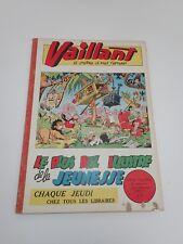 VAILLANT - Reliure numéro 31 (du 540 au 552) -   1955 ALBUM VINTAGE