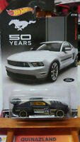 Hot Wheels Mustang 50TH anniversary Custom '12 Ford Mustang (9946)