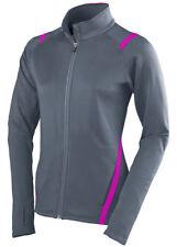 Augusta Sportswear Women's Fit Seam Pockets Full Zip Sports Winter Jacket. 4810