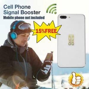 1pcs Cell Phone Signal Enhancement Sticker External Antenna Signal Amplifier*Hot