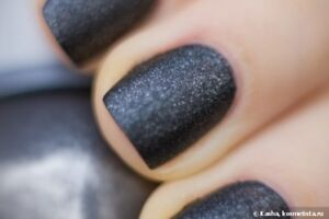 NEW! ORLY MATTE FX nail polish lacquer IRON BUTTERFLY