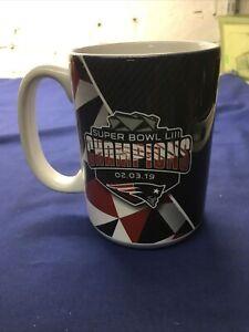 Super Bowl LII Champions Coffee Mug - Patriots, 02.03.19
