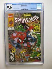 SPIDER-MAN, #4 / CGC 9.6 NM+ {Marvel Comics, '90}
