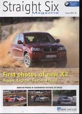 STRAIGHT SIX MAGAZINE - August 2010