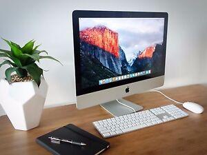 "Apple iMac 21.5"" 8GB 1TB Slim All in One Desktop Computer"