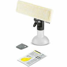 Karcher Premium Spray Bottle and Microfibre Pad Kit for Windows Vacs