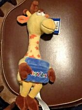 "Toys R Us - 13"" Geoffrey the Giraffe Gift Card Holder Plush"