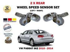 per VW VOLKSWAGEN PASSAT 2010-2014 NUOVO 2 x POSTERIORE SX + DESTRO
