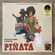 Freddie Gibbs & Madlib – Pinata '74 LP Ltd Vinyl Hip Hop Gangsta Rap 2020 RSD