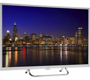 "JVC LT-32C491 32"" Inch HD Ready 720p Freeview HD LED TV - White"
