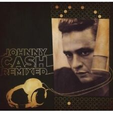 "JOHNNY CASH ""JOHNNY CASH REMIXED""  CD NEW+"