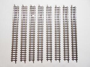 MÄRKLIN MINICLUB 8500 gerades Gleis 8 Stück (54128)