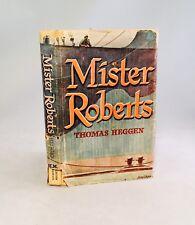Mister Roberts-Thomas Heggen-TRUE First U.S. Edition/1st Printing!!-1946-RARE!!