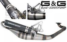 Exhaust Tecnigas Trek for Yamaha BWS Slider MBK BOOSTER Stunt Aprilia Amico SR50