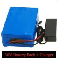 Liitokala 36V 20AH 18650 lithium battery 36v Electric bike scooter + charger