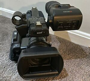 Sony PMW-EX3 XDCAM High Definition Camcorder