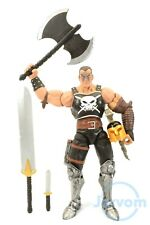 "Marvel Legends 6"" Inch Gladiator Hulk BAF Wave Ares Loose Complete"
