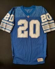Barry Sanders Detroit Lions Game Issued Not Worn Jersey