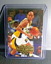 1995-96 Reggie Miller Fleer Ultra #76 Basketball Card