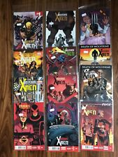 Marvel Comics. Wolverine and the X Men. 1-12.