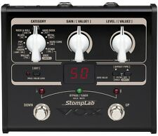VOX StompLab SL1G Modeling Guitar Floor Multi-Effects Pedal NEW F/S Japan Import