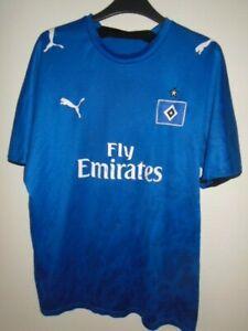 SV Hamburg 2006 2007 Puma Medium away shirt