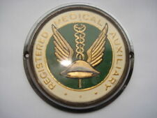 Medical/Nursery/Red Cross 1950s Collectable Badges