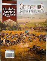 GETTYSBURG: ANALYSIS & ALTERNATIVES 2021 STRATEGY & TACTICS Magazine