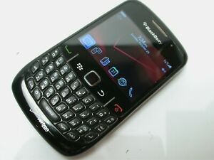 Verizon Blackberry Curve Cell Phone Full Keyboard
