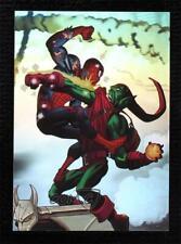 2017 Fleer Ultra Spider-Man Holoblast Holograms Spider-Man/Green Goblin #HH15