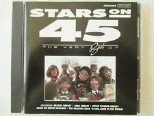 Stars On 45 - The Very Best Of - Beatles Medley - ABBA Medley - ... CD Neuwertig