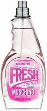 Pink Fresh Couture by Moschino for women Edt 3.3 / 3.4 oz New Tester