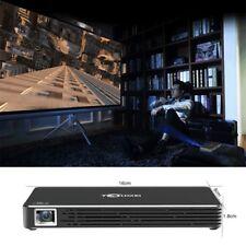 TOUMEI C800S Mini Portable HD1080P DLP BT Smart Dual WiFi Projector Home Theater