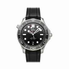 OMEGA Diver 300M Co-Axial Master Chronometer Men's Black Watch - 210.32.42.20.01.001