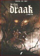 Clan van de draak 1: Eerbetoon.                       1ste druk!