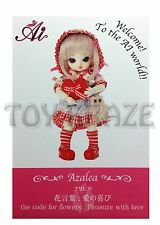 JUN PLANNING AI BALL JOINTED DOLL AZALEA A-718 FASHION PULLIP GROOVE INC BJD NEW