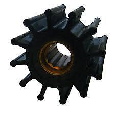 INDMAR,JOHNSON PUMP,JABSCO INBOARD WATERPUMP IMPELLER 09-812B,13554-00, 18-33061