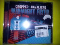 CROPPER STEVE & CAVALIERE FELIX - MIDNIGHT FLYER (STAX RECORDS).. SEALED CD.