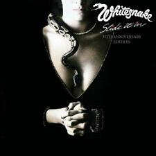 WHITESNAKE - SLIDE IT IN (DELUXE EDITION) (2019 REMASTER) DIGIPAK 2 CD NEW