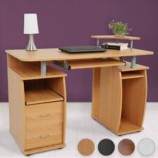 Computertisch Schreibtisch Bürotisch Arbeitstisch PC Office Tisch - Farbwahl