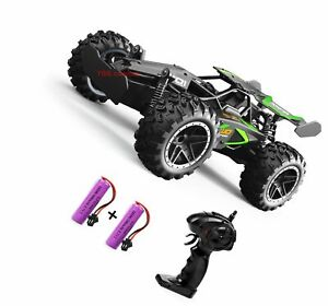Buggy 1:18 Scale Remote Control Car High Speed 2 Lithium Rechargeable Batteries