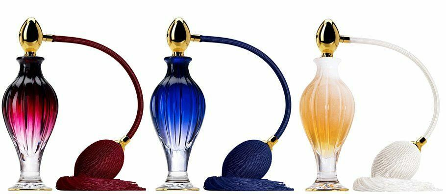 Pam's Collectible Perfume Bottles