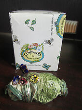 Blue Sky Clayworks Heather Goldminc Bush Butterfly Ht51107 new In Box