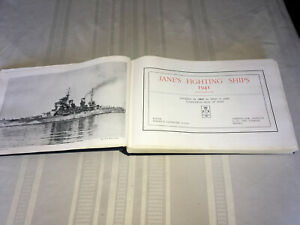 Jane's Fighting Ships 1941 Book