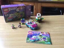 lego freinds 41116 Olivia's Exploration car