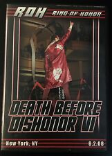 ROH - Death Before Dishonor VI - 8.2.08 - DVD - Ring Of Honor