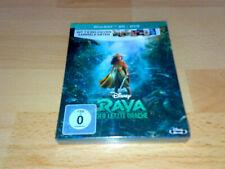 Raya und Der letzte Drache - Deluxe Edition BluRay & DVD Disney - NEU OVP